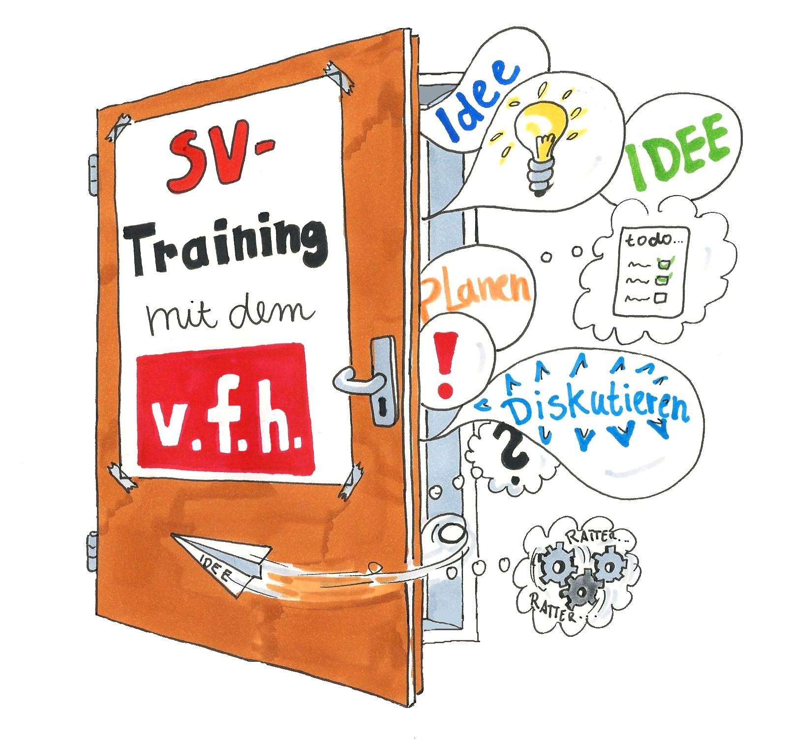 Training für Aktive in der SV