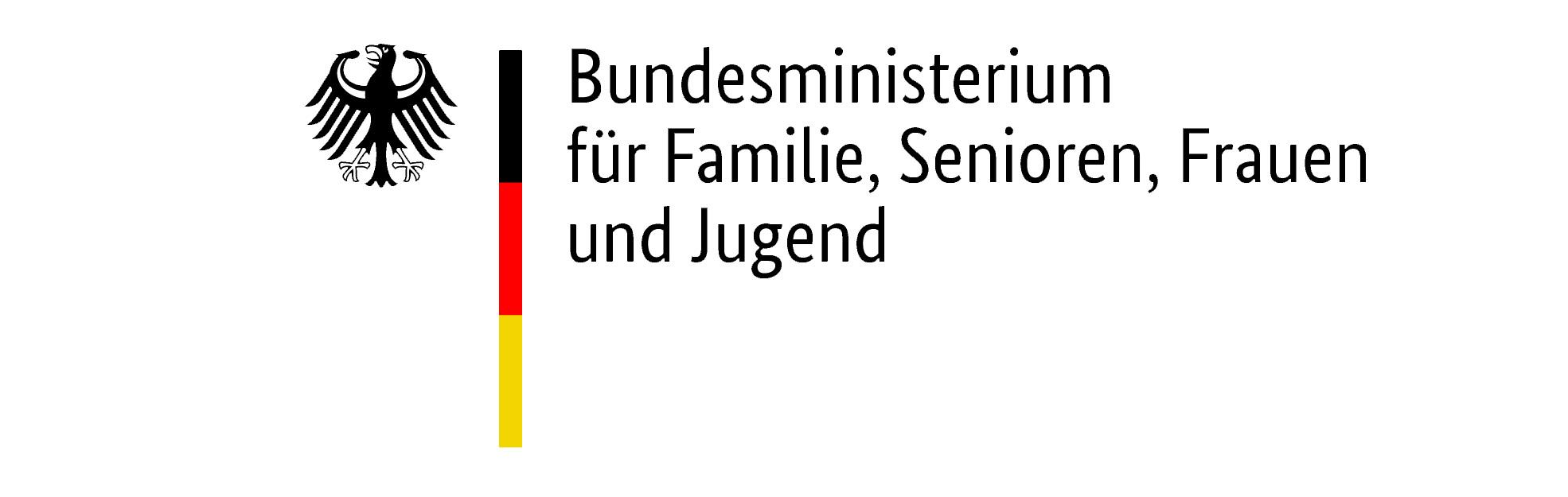 Logo des BMFSFJ